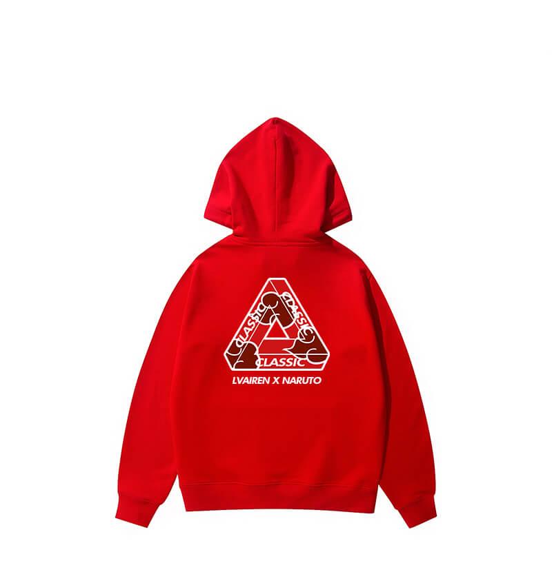 Akatsuki Logo Pullover Hoodie Naruto Kids Pullover Hoodie