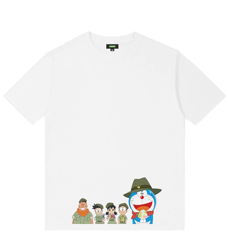 Doraemon Nobita's New Dinosaur Tshirts Children Shirt