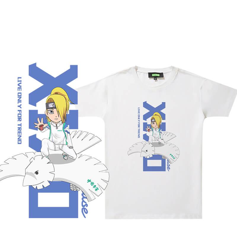 Naruto Deidara Shirt Family Printed Shirts