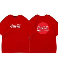 Coca-Cola Shirts Couple T Shirts Online