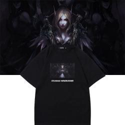 World of Warcraft Sylvanas Windrunner Tees Child Shirt