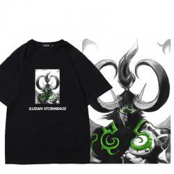World of Warcraft Illidan Stormrage Tshirt Cute Couple Shirts