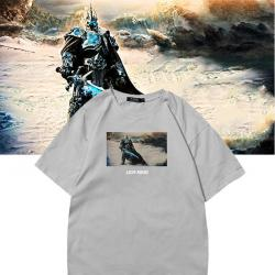 Lich King Arthas T-Shirt World of Warcraft Buy Couple T Shirts