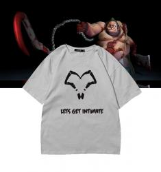 Cool DOTA 2 Girl Dad Shirt