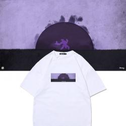 DOTA 2 TI8 Faceless Void Tshirt Couples Choice Shirts