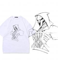 Overwatch Reaper Tees Cute Couple T Shirts