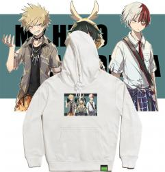 Katsuki Bakugo Oversized Hoodie Kids My Hero Academia Coat