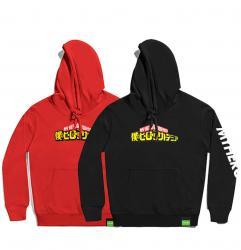 Couple Hoodie My Hero Academia hooded sweatshirt
