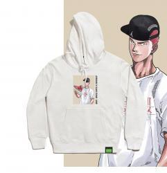 Slam Dunk No.10 Hanamichi Sakuragi Pullover Hoodies original design Sweater Hoodie Couple