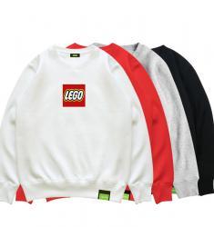 Lego Logo Hooded Coat Cool Hoodies For Girls