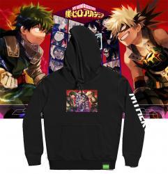 My Hero Academia Katsuki Bakugo Hoodie original design Cute Sweatshirts For Girls