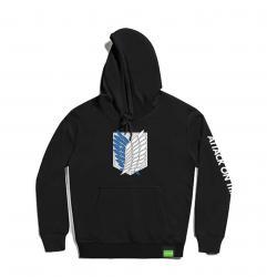 Attack on Titan Hoodie original design Wings of Liberty Logo Little Boys Sweatshirts