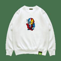 Boys Hoodie Shirt Marvel Iron Man Sweatshirts