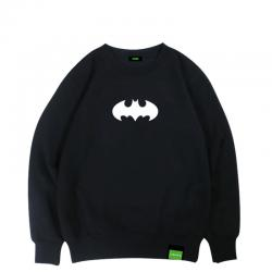 Logo Hoodie Teens Batman Tops