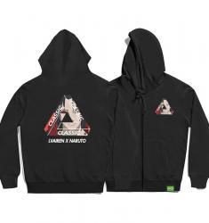 Itachi Uchiha Hooded Coat Naruto Double-sided printing Cute Sweatshirts For Girls