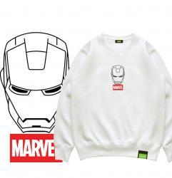 Marvel Iron Man Hoodie The Avengers Couple Sweatshirts