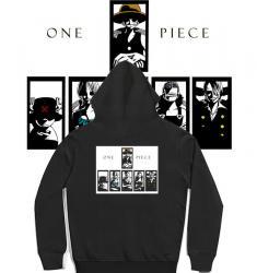 One Piece Anime Luffy Jacket Nice Hoodies For Boys
