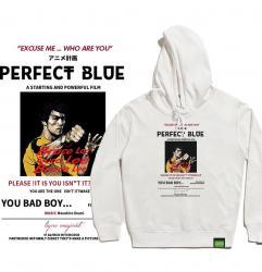 Bruce Lee Coat Cool Hoodies For Teenage Girl