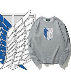 original design Wings of Liberty Logo Youth Boys Hoodies Attack on Titan Jacket