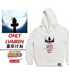Naruto Pullover Hoodies Itachi Uchiha Girls Pullover Sweatshirt