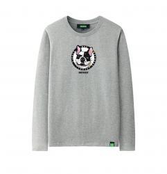Bulldog Long Sleeve Tees Stylish T Shirt For Boy