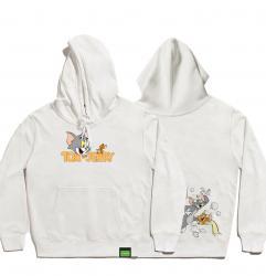original design Sweatshirt For Kids Boys Tom and Jerry Hooded Jacket