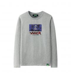 Megalo Box Long Sleeve Tshirt Family Tee Shirts