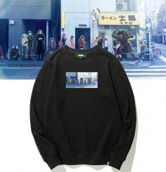 Fate hooded sweatshirt original design Oversized Hoodie Boys