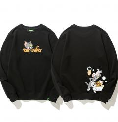 Double-sided printing Tom and Jerry Jacket original design Kids Sweatshirts