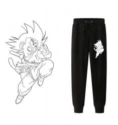 Son Goku Sweatpants Dragon Ball Casual Pants