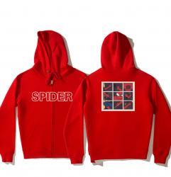 Marvel Spiderman Hooded Jacket Cool Hoodies For Kids
