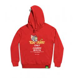 Tom and Jerry Hoodies Hooded Boy
