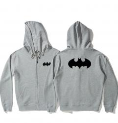 Logo Baby Girl Zip Up Hoodie Batman Hoodies
