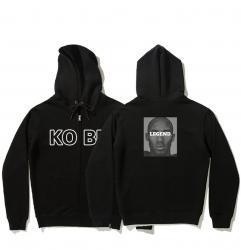 Kobe Bryant Jacket Retirement Memorial Kids Hoodies Boys