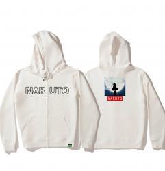 Naruto original design Sweatshirt Itachi Uchiha Zip Boys Zip Up Sweater