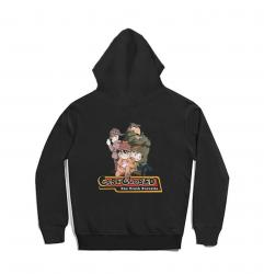 Case Closed Hooded Jacket Double-sided printing Sweatshirts For Teenage Girl