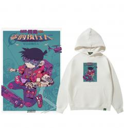 Case Closed Hoodie original design Couple Sweatshirts