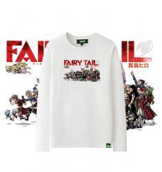 Luminous T-Shirt Long Sleeve Fairy Tail Children T Shirt