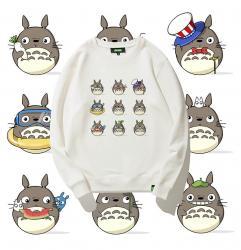 My Neighbor Totoro Hooded Coat Hayao Miyazaki Couple Sweatshirts Online
