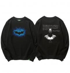 Double-sided printing Batman Hoodies original design Girls Sweatshirt Friends
