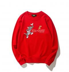 original design Cool Sweatshirts For Boys Tom and Jerry hooded sweatshirt