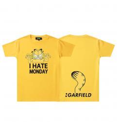 Garfield Tshirts Boys Cotton T Shirts
