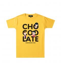 Chibi Maruko-chan Tshirt Lovely Couple Shirts Designs