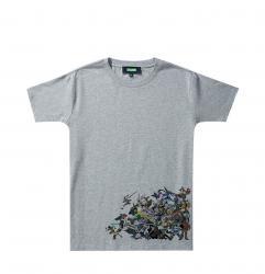 Overwatch Members Tshirts Original Design Girls Black T Shirt