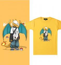 Pokemon Charizard Shirts Original Design Little Girl T Shirts