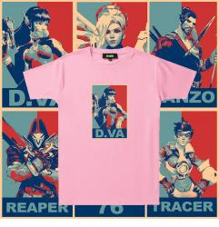 Cool Overwatch Family Couple T Shirt