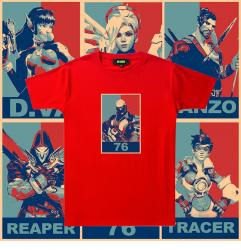 Overwatch Tshirt Kids Designer T Shirts