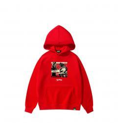 Ultraman hooded sweatshirt Baby Girl Sweatshirt