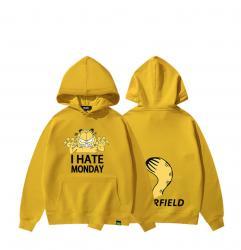 Hoodies Kids Boys Garfield Coat
