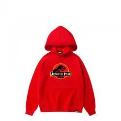 Jurassic World Tops Boys Hooded Coat